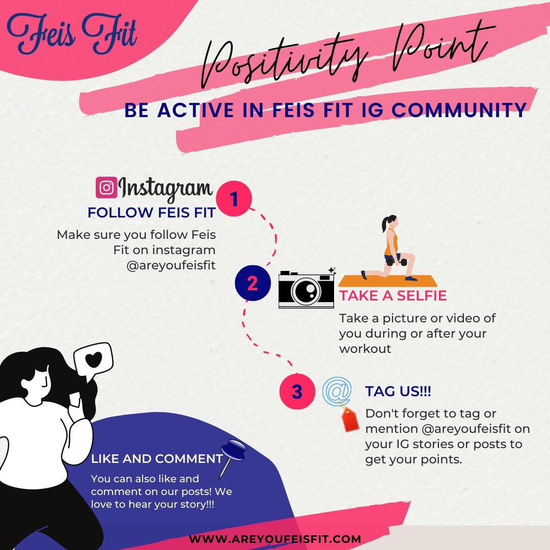 Active on IG Community