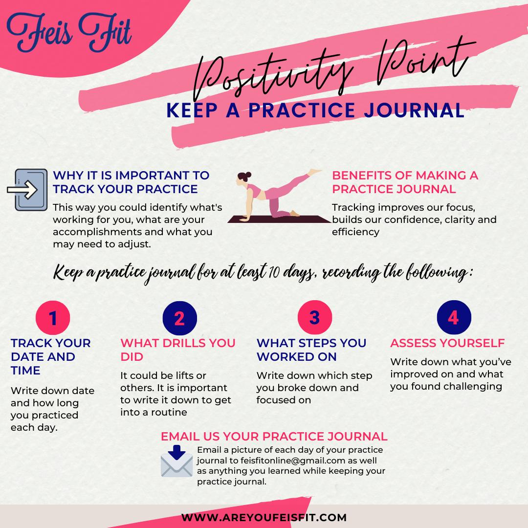 Keep a Practice Journal