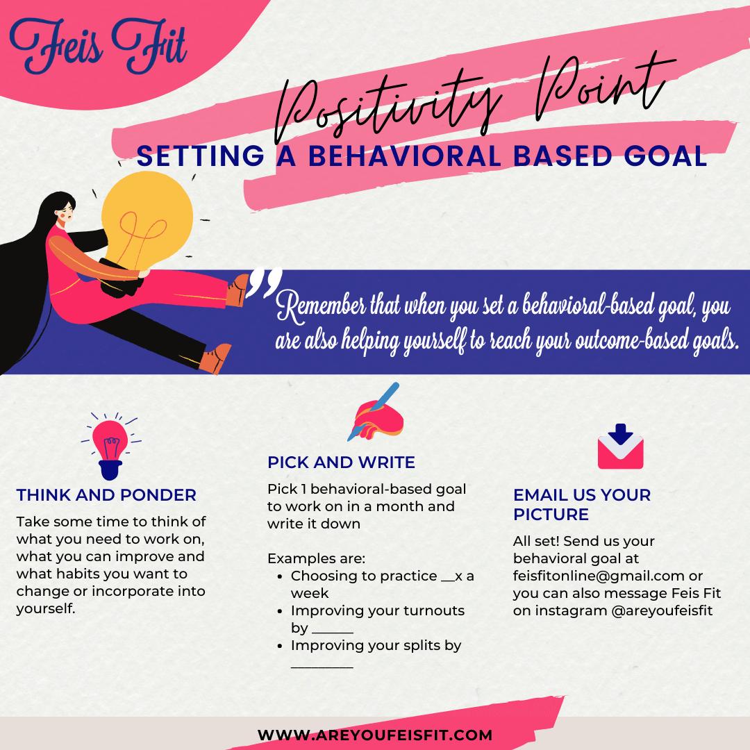 Behavioral Based Goal